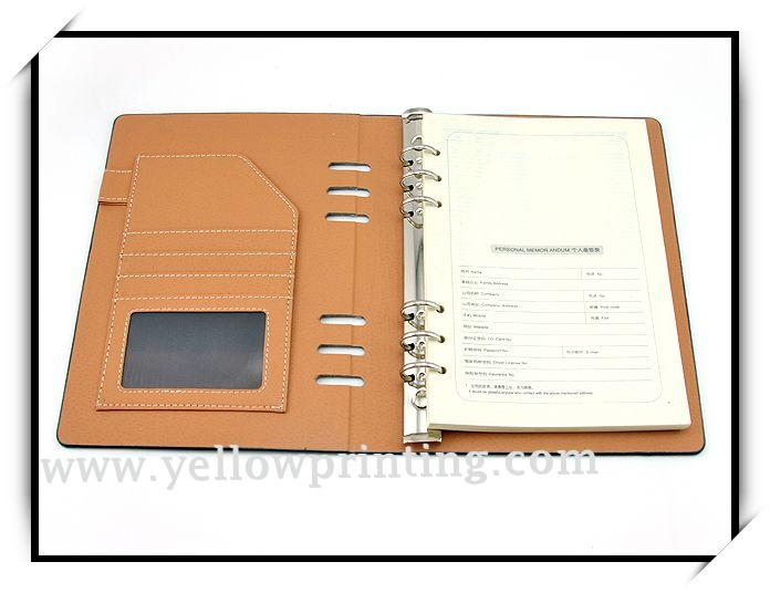 Customized Leather Cover for Journal