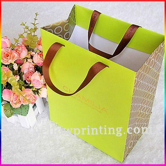 Handbag Shape Paper Gift Bag