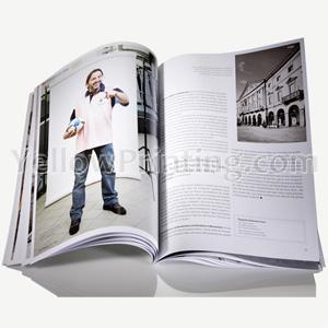 Company catalog printing