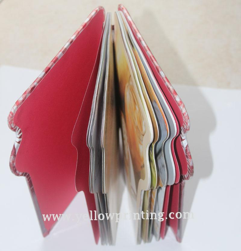 Die Cutting Paper Hardcover Board Book