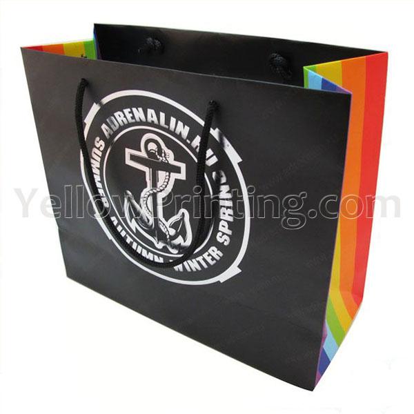 China Paper Gift Bag Printing Factory