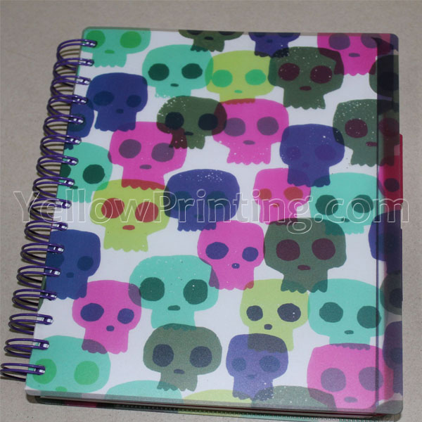 Diary Notebook Printing in China
