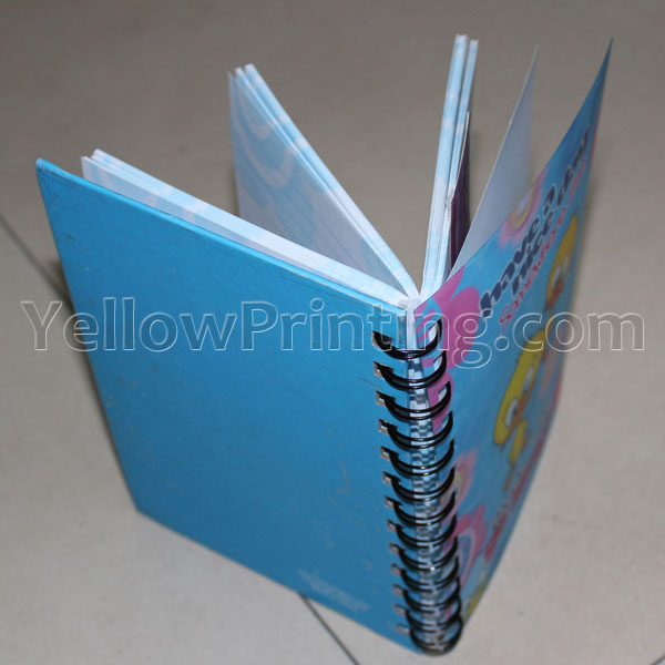 Personalized Notebook Printing