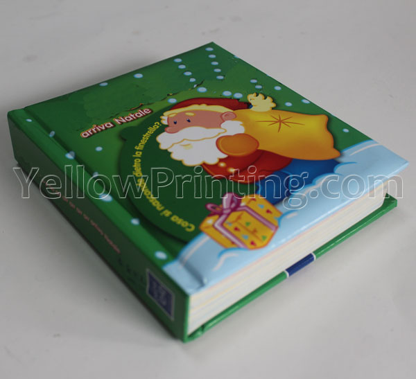 Cardboard Book Printing For Kids
