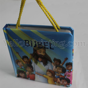 English Story Book With Handle For Kids