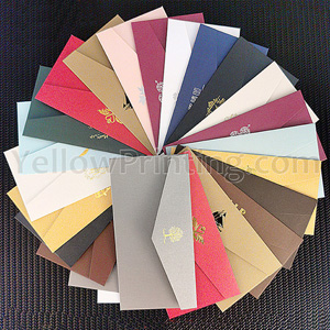 Customized Paper Envelope Printing Factory