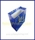 Paper bag logo printing