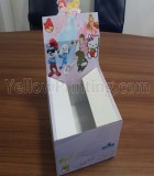Printed paper box for toys packaging