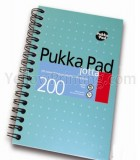 A6 Wire Binding Note Pad