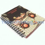 Custom Design Print Notebook