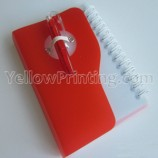 Printed Notebook With Pen