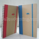 Custom Spiral Notebook Printing