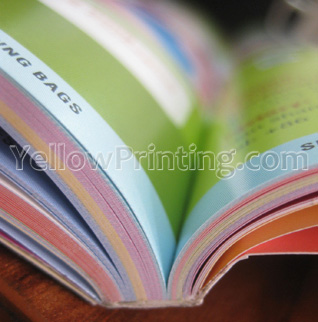 softcover binding paper back book