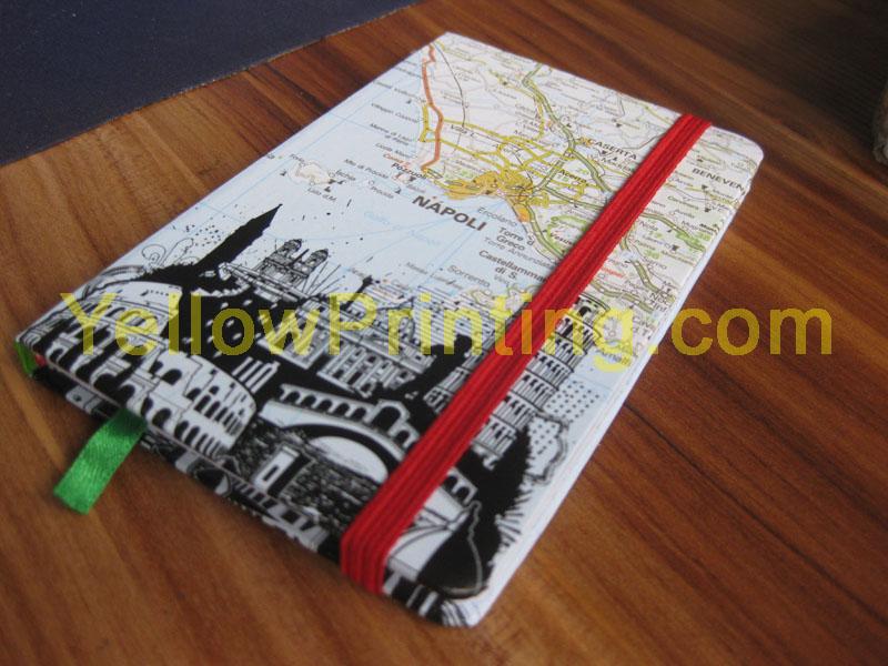 diary book printing