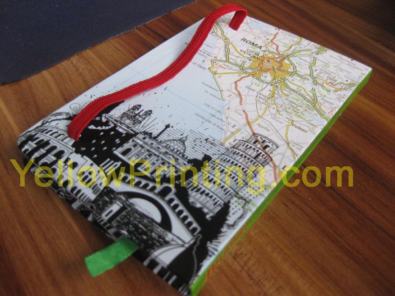 paper note book
