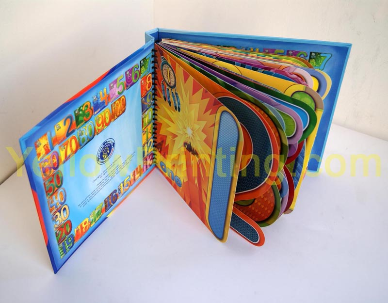 Children Carton Book