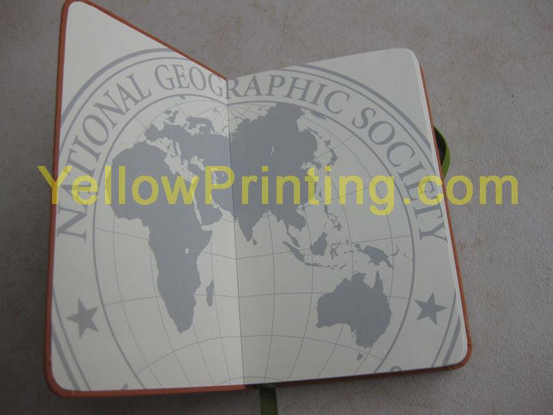 custom note book printing