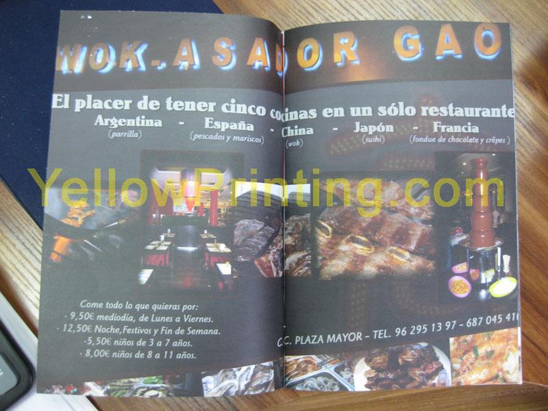 printing magazines