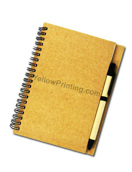 double wire binding note book