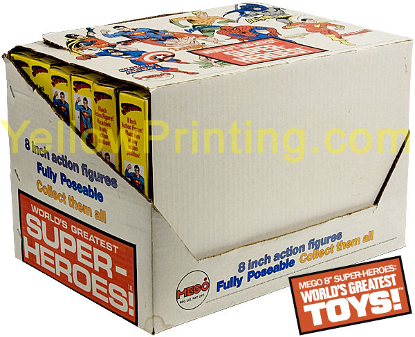 Corrugated Carton Cardboard Paper Display Box
