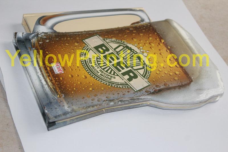 Die Cutting Shape Paper Board Book