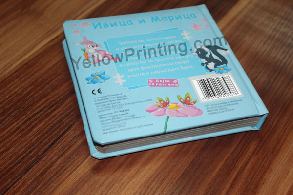 board book printing on demand