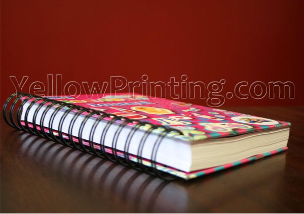 Coil Binding Book
