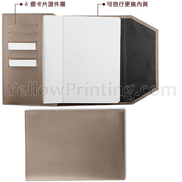 Leather Bank Card Holder Cover