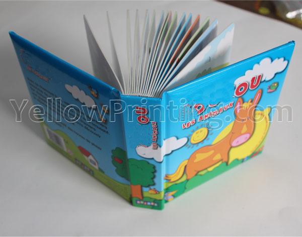 printing book