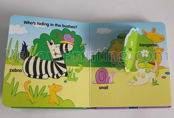 children english funny story book
