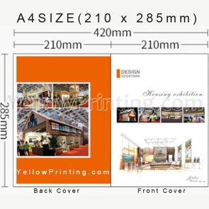China Book Printing Company Regular Size