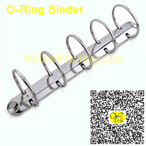 O-Ring Binder