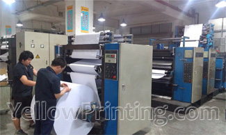 Revolving Printing Machine