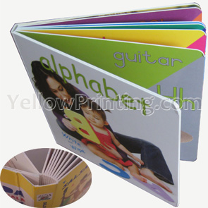 board book binding book printing