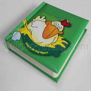 book printing service in China
