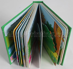 flip book printing