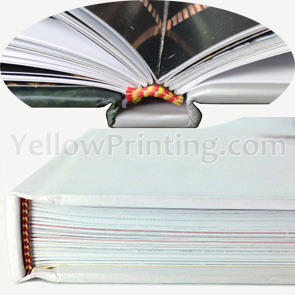 hardcover binding case cover binding book printing