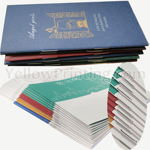 saddle stitch binding book printing
