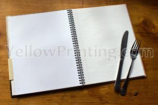 notebook spiral wire