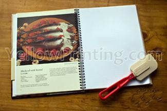 spiral notebook a4