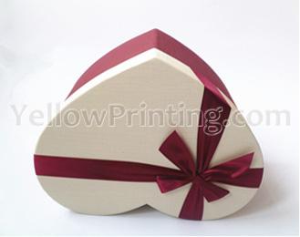 fancy cardboard paper gift box