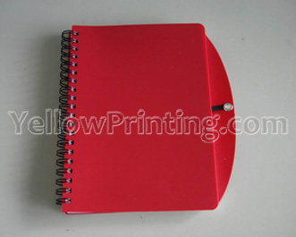 hard plastic notebook cover