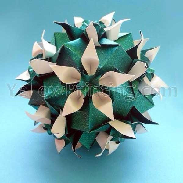 Origami Paper Printing