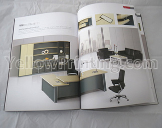 furniture catalog printing service