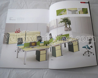 office furniture catalogue printing